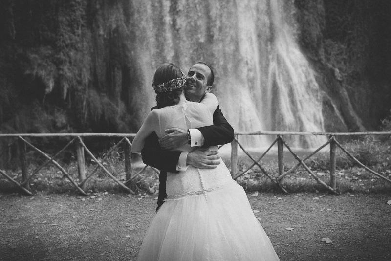 primer encuentro boda