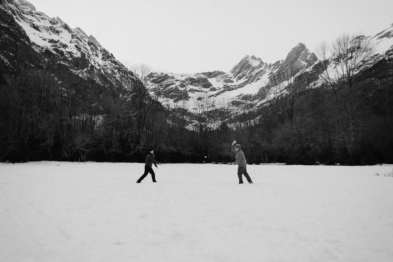 valle de tena nieve