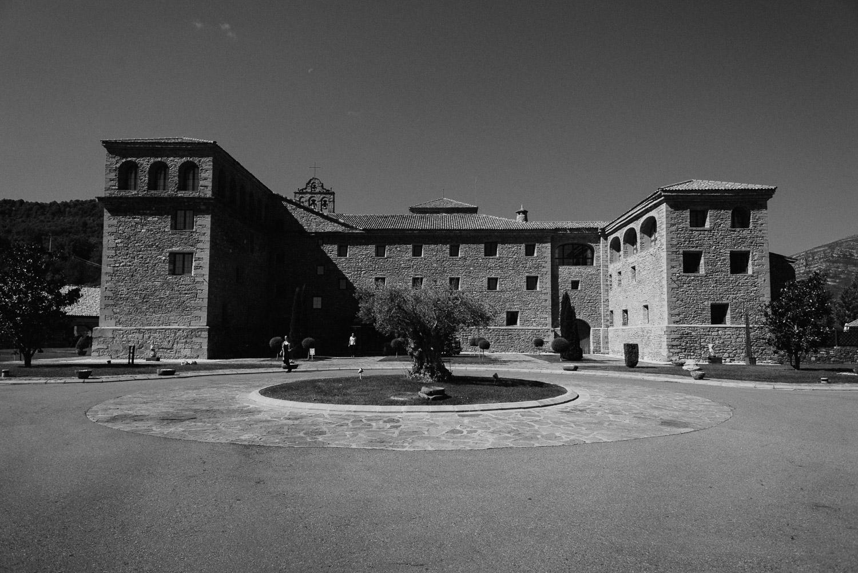 Boltaña Monasterio