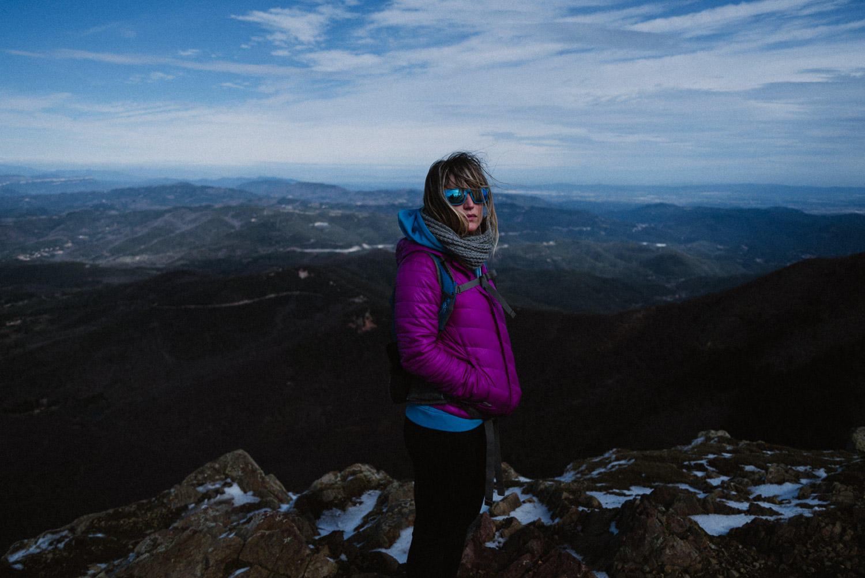 Fotógrafo Boda Montaña