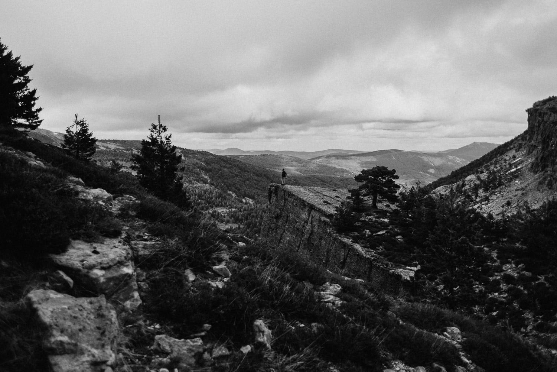 Fotógrafo Montaña