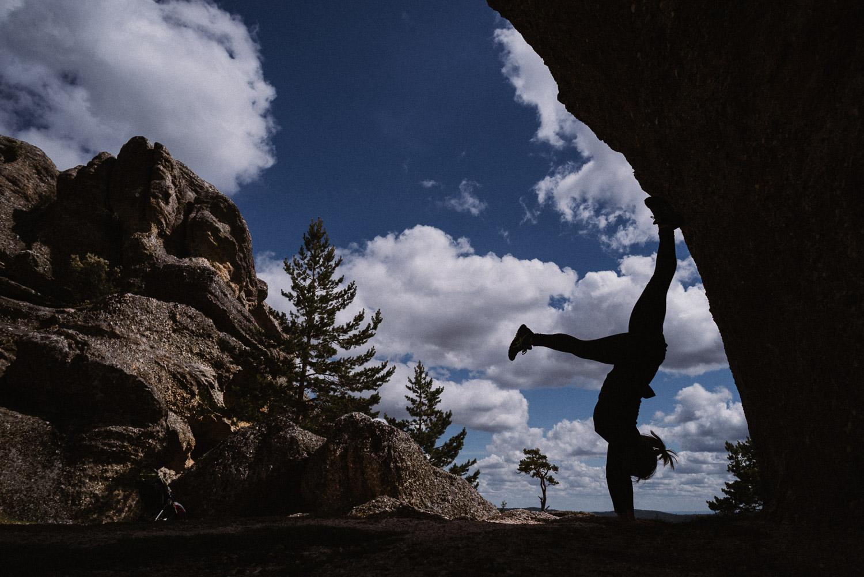 yoga naturaleza