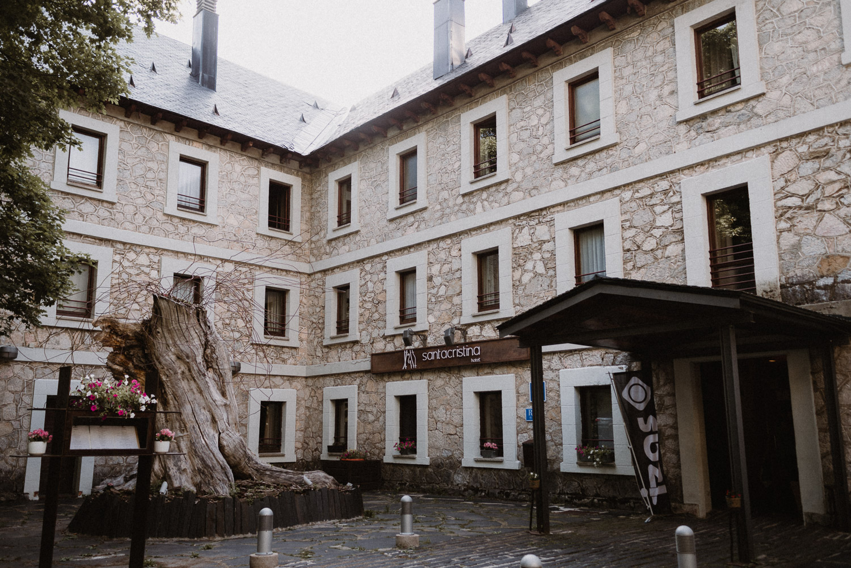 Boda Hotel Santa Cristina