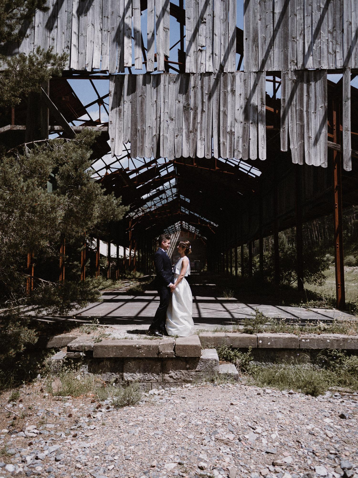 Fotógrafo de bodas Huesca