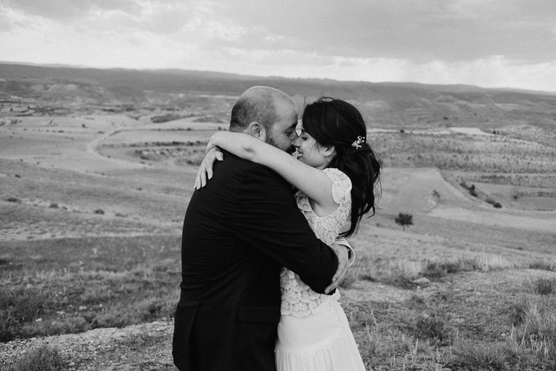 David Asensio fotografía de boda en españa boda en teruel