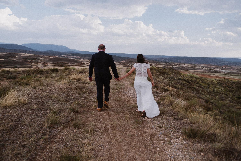 Fotógrafo boda Teruel