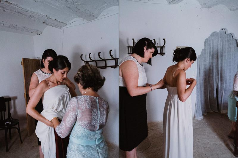 Fotógrafo en boda en Teruel