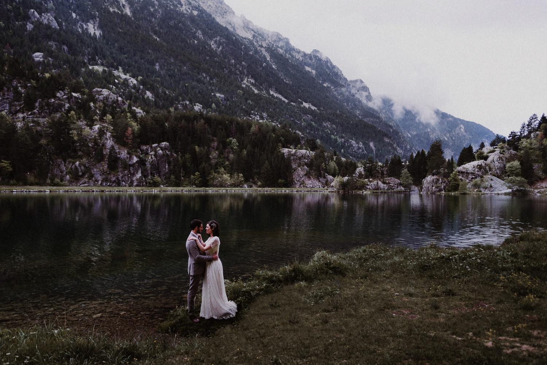 Fotógrafo Bodas Pirineos