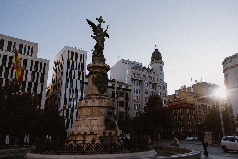 Boda en El Pilar Zaragoza