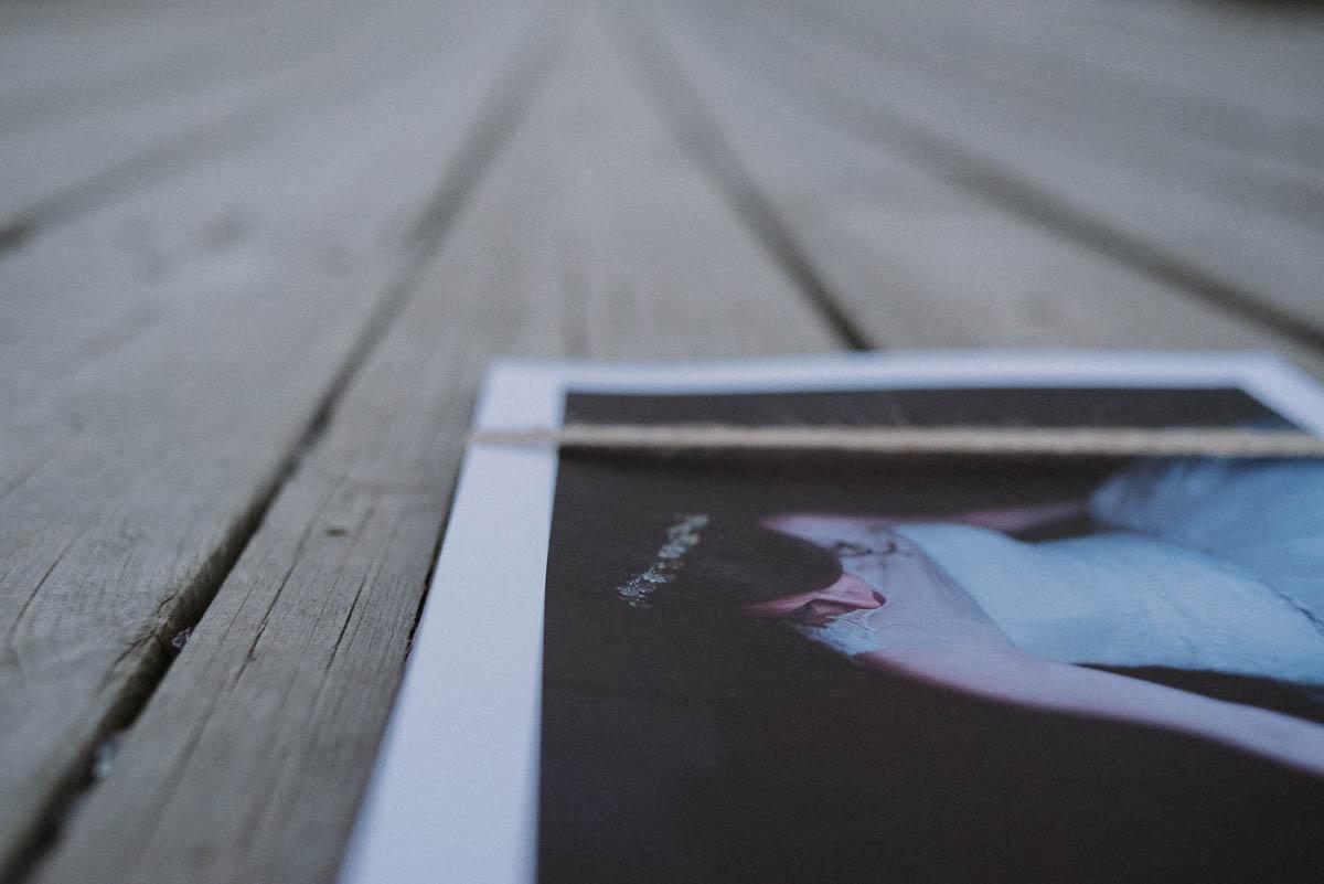 Álbum de Bodas Novia