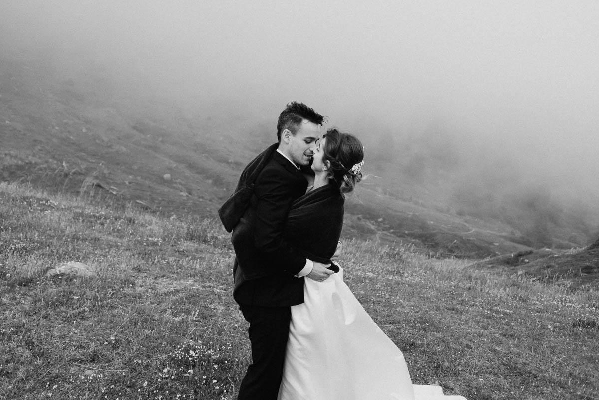 Fotos Pirineo Aragonés - fotos de pareja pirineo