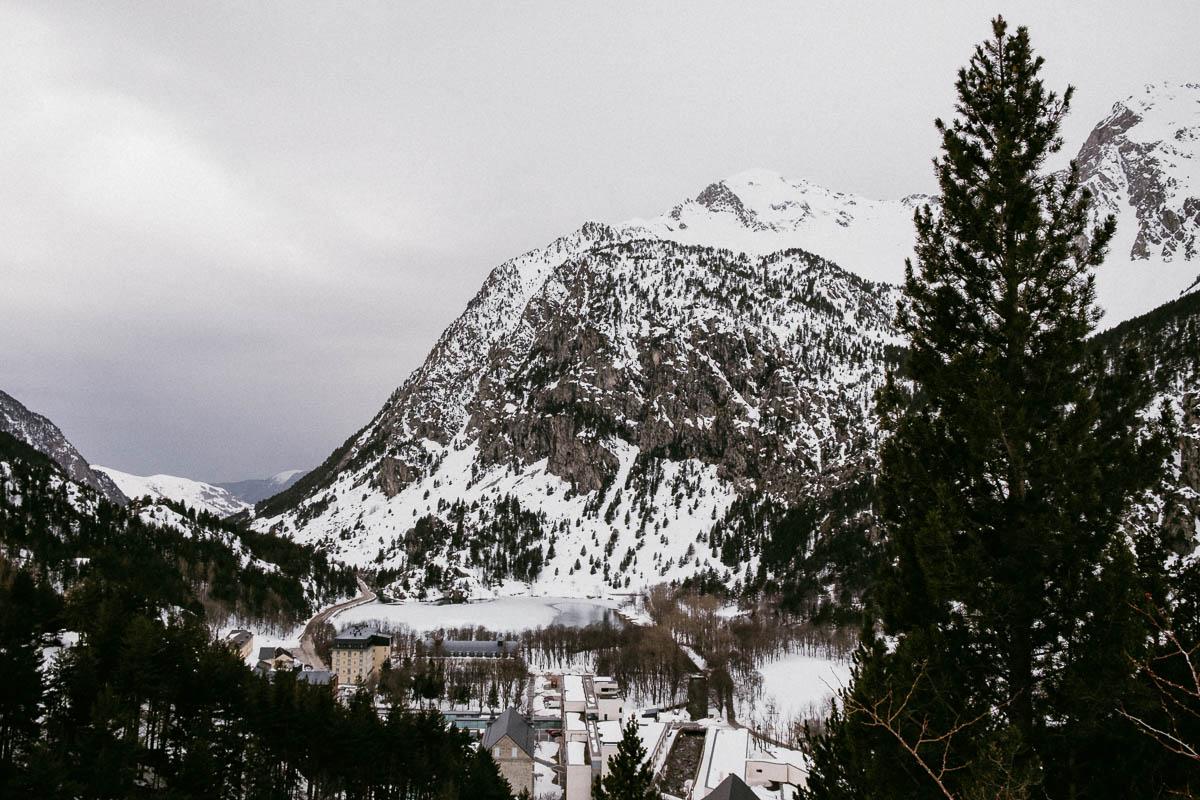 Boda en la Nieve - dónde te casarías?