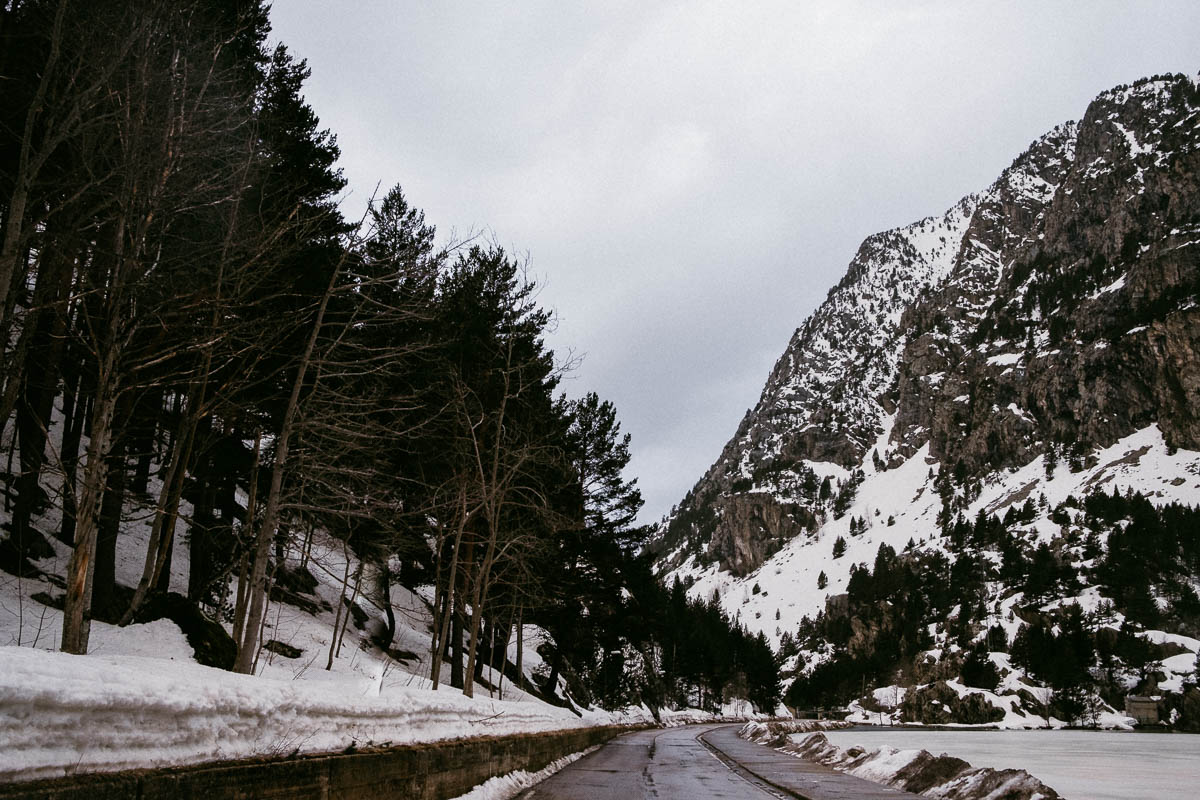 Boda en la Nieve - Boda en la montaña